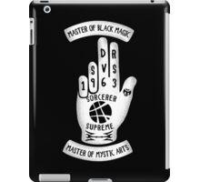 Sorcerer Hand iPad Case/Skin
