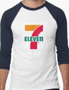 7 11 never forget Men's Baseball ¾ T-Shirt