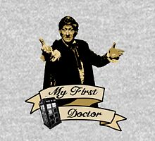 Doctor Who - My first Doctor (Who) Third 3rd Jon Pertwee Unisex T-Shirt