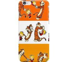 all moment calvin and hobbes iPhone Case/Skin