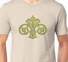Showland Scroll - cream Unisex T-Shirt