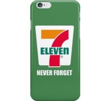 7 eleven Donald Trump iPhone Case/Skin
