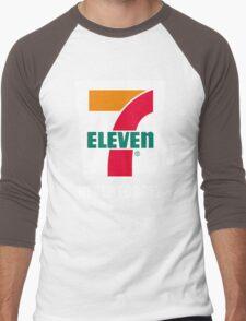 7 eleven Donald Trump Men's Baseball ¾ T-Shirt