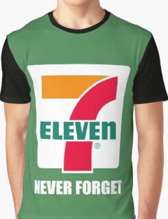 7 eleven Donald Trump Graphic T-Shirt