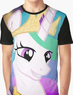 CELESTIA'S SMILE Graphic T-Shirt