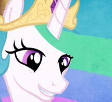 CELESTIA'S SMILE Sticker