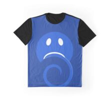 Misfit Frown Graphic T-Shirt