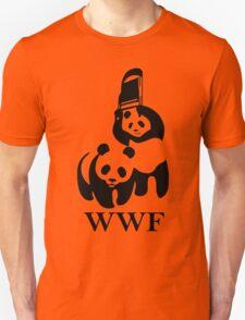 WWF WTF Parody 1 T-Shirt