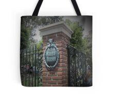 Welcome, Foolish Mortals Tote Bag