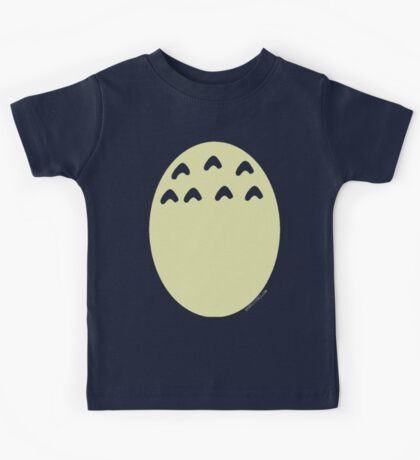 My Neighbor Totoro belly Kids Tee
