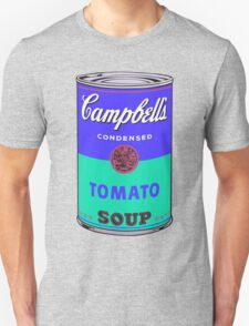 Campbell's Soup Andy Warhol T-Shirt