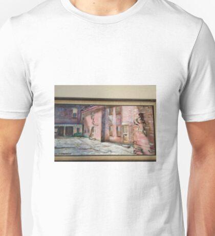 East Side Courtyard Unisex T-Shirt