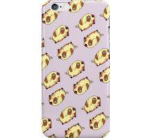 Schweinehund_pattern iPhone Case/Skin