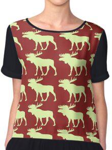Moose Chiffon Top
