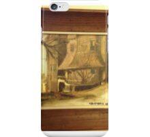 General Burnside Mansion , Benefit St . Providence RI iPhone Case/Skin