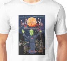 The NSA Puzzle Palace of Doom Unisex T-Shirt