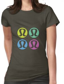 lu1 Womens Fitted T-Shirt