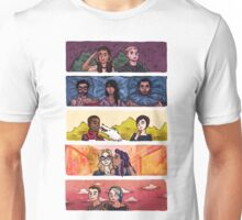 Sense8 Rainbow Unisex T-Shirt