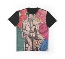 Jean-Michel Basquiat  Graphic T-Shirt