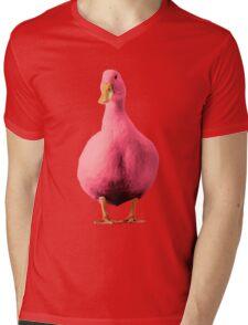 Fabulous Duck Mens V-Neck T-Shirt