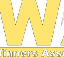 Bread Winners Association  Sticker