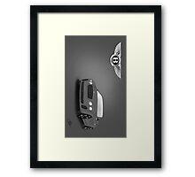 Bentley Framed Print