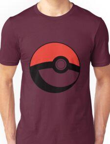 Pokeball Transparent Unisex T-Shirt