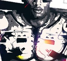 Bo Jackson- Raiders Sticker