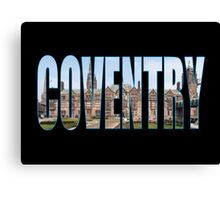 Coventry Canvas Print