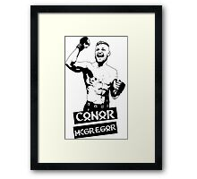 UFC Conor Mcgregor 1 Framed Print