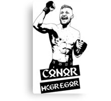 UFC Conor Mcgregor 1 Canvas Print