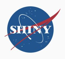 Shiny - NASA logo by ibx93