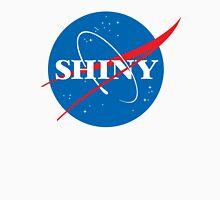 Shiny - NASA logo Classic T-Shirt