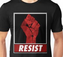 Fist Of Resistance Unisex T-Shirt