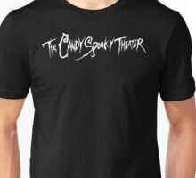 The Candy Spooky Theater [Text Only] Unisex T-Shirt