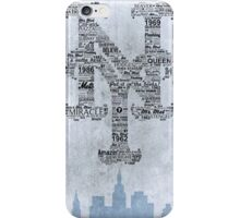 I Love New York iPhone Case/Skin