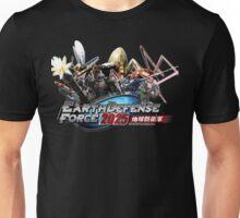 Earth Defense Force 2025 EDF Unisex T-Shirt