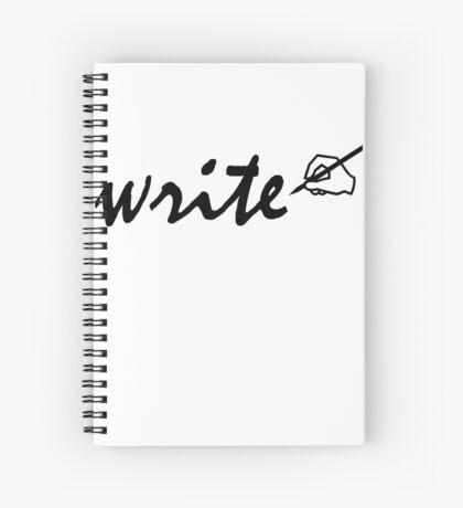 Write Spiral Notebook