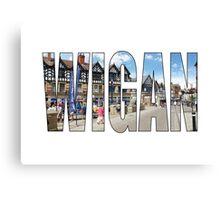 Wigan Canvas Print