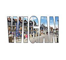 Wigan Photographic Print