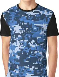 Pixel camouflage Graphic T-Shirt