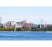 Burlington, Ontario, Canada skyline Photographic Print
