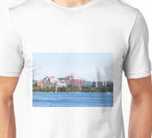 Burlington, Ontario, Canada skyline Unisex T-Shirt