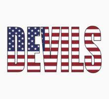 Devils One Piece - Long Sleeve