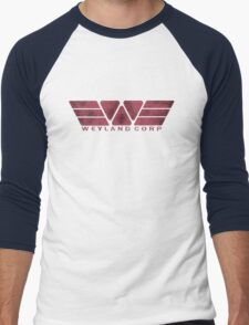 Terraforming project logo Men's Baseball ¾ T-Shirt