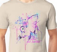 Live Without The Sunlight Owl Unisex T-Shirt