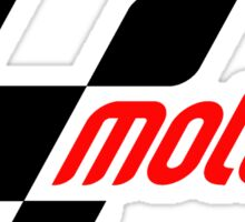 motogp logo black red 2016 Sticker