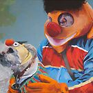 Ernie and Bert by Polly Greathouse