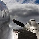 Super Constellation by Graham Schofield