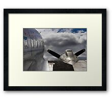 Super Constellation Framed Print